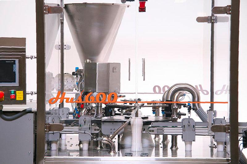Machine Remplissage HUS600 Assemblage