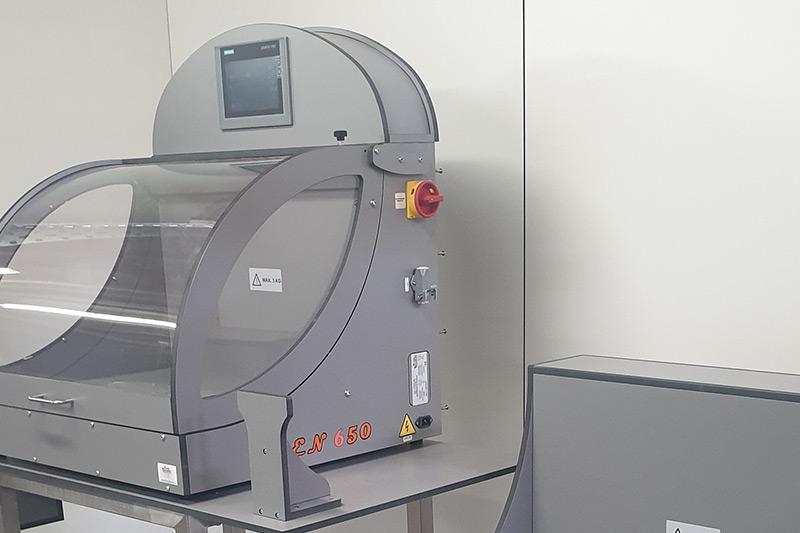 machine industrielle comptage de pièces